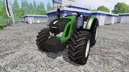 Fendt 936 Vario [pack] para Farming Simulator 2015