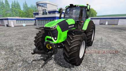 Deutz-Fahr 9340 para Farming Simulator 2015