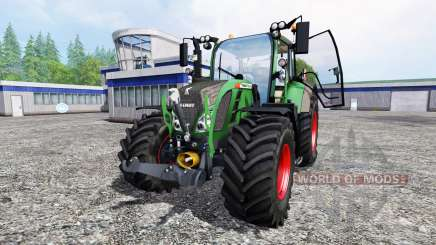 Fendt 722 Vario para Farming Simulator 2015