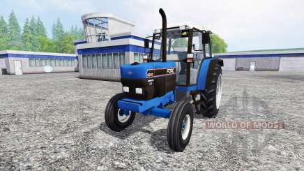 Ford 6640 para Farming Simulator 2015