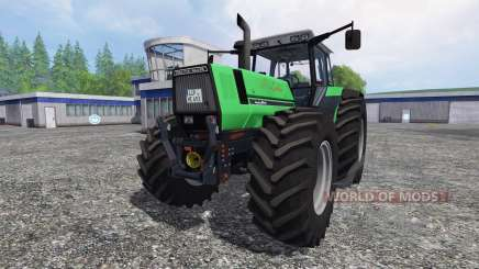 Deutz-Fahr AgroAllis 6.93 v1.1 para Farming Simulator 2015