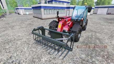 Weidemann T6025 para Farming Simulator 2015