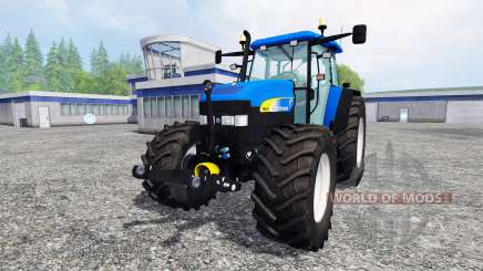 New Holland TM 175 v2.0 para Farming Simulator 2015