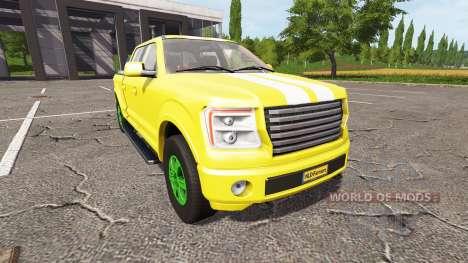 Lizard Pickup TT Service v1.3 para Farming Simulator 2017