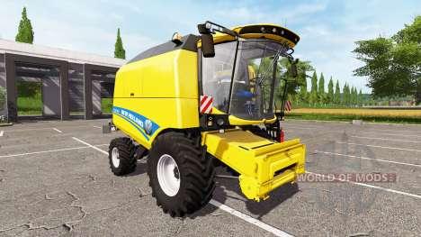 New Holland TC5.90 [pack] para Farming Simulator 2017