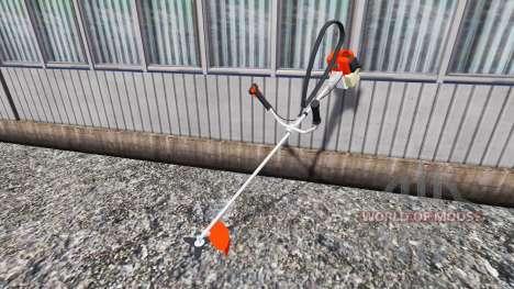 Stihl FS 80 [full] para Farming Simulator 2015