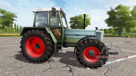 Fendt Farmer 312 LSA Turbomatik para Farming Simulator 2017