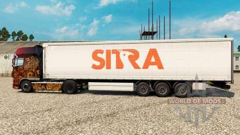 Sitra piel para remolques para Euro Truck Simulator 2