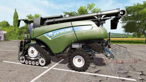 New Holland CR10.90 multicolor v1.1 para Farming Simulator 2017