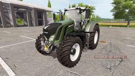 Fendt 939 Vario para Farming Simulator 2017