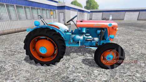 Lamborghini 1R v1.2 para Farming Simulator 2015