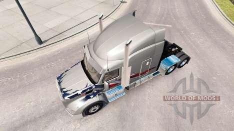 Afinación de Peterbilt 579 para American Truck Simulator