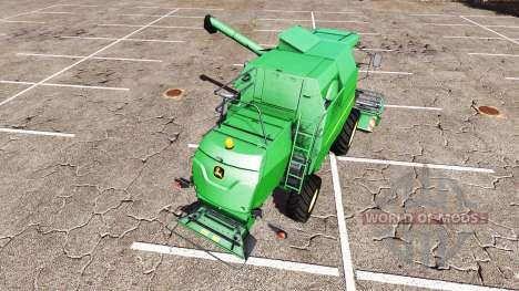 John Deere W330 para Farming Simulator 2017