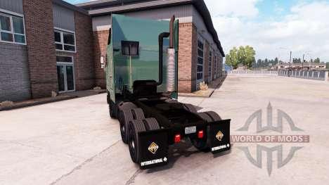 International 9800 para American Truck Simulator