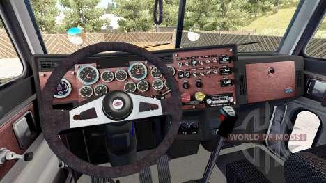 Peterbilt 379 v2.0 para American Truck Simulator
