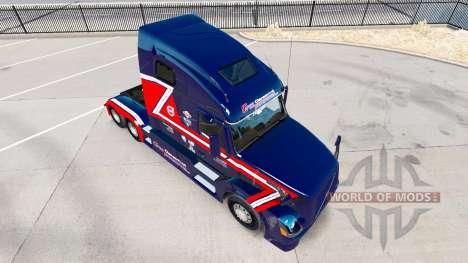 La piel de Transportadores de Carga por camión t para American Truck Simulator