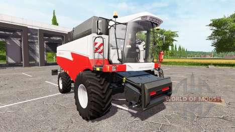 Rostselmash ACROS 595 Más para Farming Simulator 2017