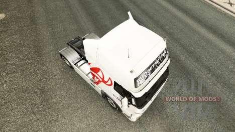 Viking Express de la piel para camiones Volvo para Euro Truck Simulator 2