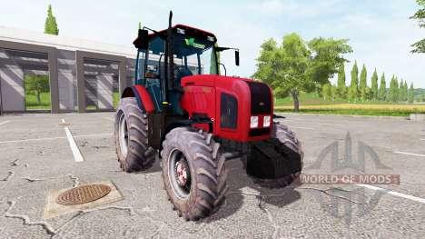 Bielorrusia-2022.3 para Farming Simulator 2017