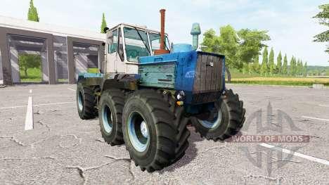 HTZ T-150K experimental para Farming Simulator 2017