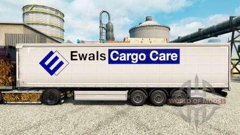 Cuidado de la piel en Polonia de Carga, remolque para Euro Truck Simulator 2