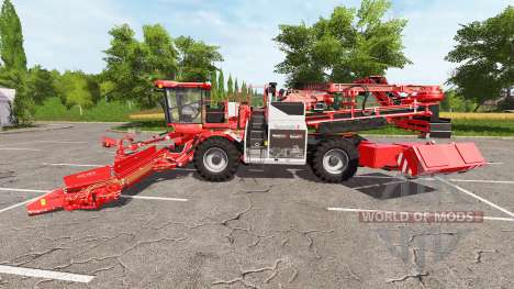 HOLMER Terra Felis 2 all varieties para Farming Simulator 2017