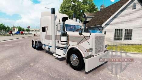 Megáfono de la piel para el camión Peterbilt 389 para American Truck Simulator