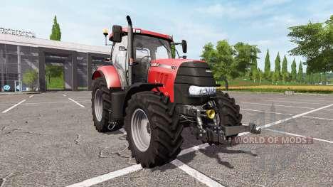 Case IH Puma 160 CVX para Farming Simulator 2017