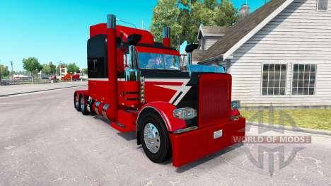 La piel de Grandes Y Pequeños para el camión Pet para American Truck Simulator