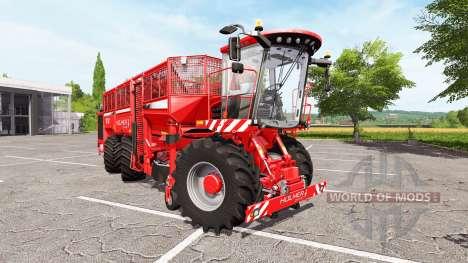 HOLMER Terra Dos T4-40 potato [pack] para Farming Simulator 2017