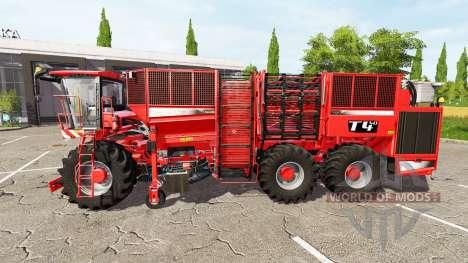HOLMER Terra Dos T4-40 potato para Farming Simulator 2017