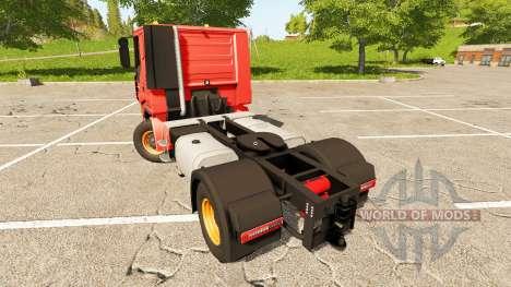 Iveco Stralis 470 LowCab v1.2.3 para Farming Simulator 2017