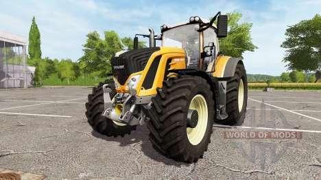 Fendt 930 Vario extended v2.0 para Farming Simulator 2017