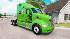 El SARGENTO de la piel para el camión Peterbilt 387 para American Truck Simulator