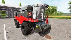 Yo Rostselmash 760 Tora rojo para Farming Simulator 2017