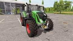 Fendt 936 Vario extended v2.1 para Farming Simulator 2017