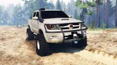 Toyota Hilux 2013 para Spin Tires