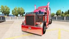 Peterbilt 379 1999 custom para American Truck Simulator