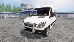 Mercedes-Benz Sprinter [service]