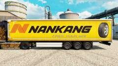 Nankang de la piel para remolques para Euro Truck Simulator 2