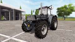 Deutz-Fahr AgroStar 6.61 black beauty v1.2 para Farming Simulator 2017