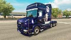 Lobo de la piel para camión Scania T para Euro Truck Simulator 2