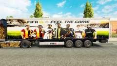 La piel FIFA15 v1.1 para remolques para Euro Truck Simulator 2