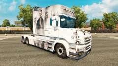 Los piratas de la piel para camión Scania T para Euro Truck Simulator 2