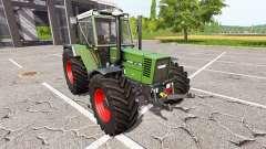 Fendt Favorit 615 LSA Turbomatik E v1.2 para Farming Simulator 2017