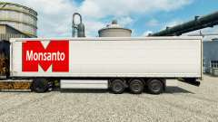 La piel de Monsanto Roundup para remolques para Euro Truck Simulator 2