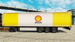La piel de la Royal Dutch Shell en semi para Euro Truck Simulator 2