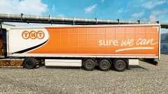 TNT piel para remolques para Euro Truck Simulator 2