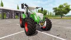 Fendt 716 Vario v1.02 para Farming Simulator 2017
