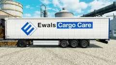 Cuidado de la piel en Polonia de Carga, remolques para Euro Truck Simulator 2